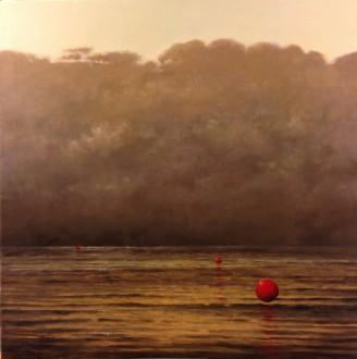 30 x 30  Oil on Canvas